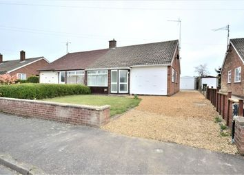 Thumbnail 3 bed semi-detached bungalow to rent in Clifton Road, King's Lynn