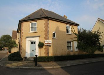 Thumbnail 3 bedroom detached house for sale in Cardinals Way, Ely