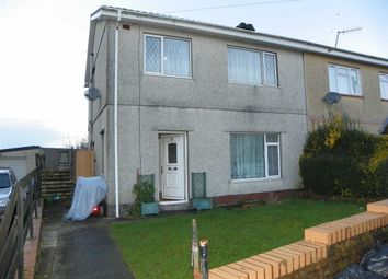 Thumbnail 3 bedroom semi-detached house for sale in Ynyslas, Llwynhendy, Llanelli