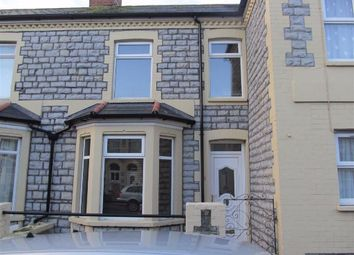 Thumbnail 3 bed terraced house for sale in St Marys Avenue, Barry, Vale Of Glamorgan