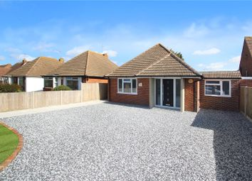 Thumbnail 3 bed bungalow for sale in Shirley Close, Rustington, Littlehampton