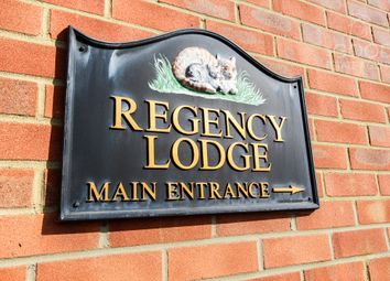 Thumbnail 1 bedroom flat for sale in Regency Lodge, Albert Road, Buckhurst Hill