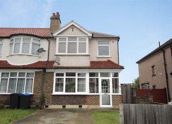 Thumbnail 3 bed semi-detached house for sale in Cranborne Avenue, Tolworth, Surbiton