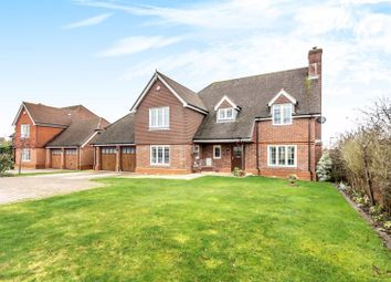 Thumbnail 5 bed detached house for sale in Botley Road, Burridge, Southampton