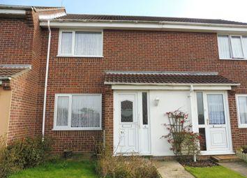 Thumbnail 2 bedroom terraced house for sale in Kipling Close, Kessingland, Lowestoft