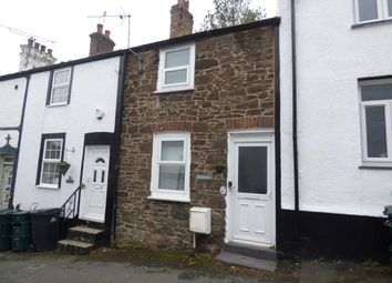 Thumbnail 2 bed terraced house for sale in Watkin Street, Conwy, North Wales