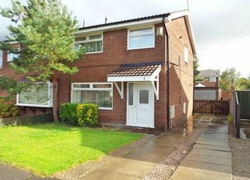 Thumbnail 3 bed semi-detached house to rent in Tunstall Close, Upton, Wirral