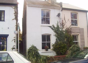 Thumbnail 2 bed cottage to rent in Albert Road, Twickenham