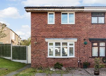 Thumbnail 2 bedroom semi-detached house for sale in Logan Close, Wolverhampton