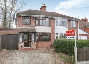 Thumbnail 3 bedroom semi-detached house for sale in Wynchcombe Avenue, Penn, Wolverhampton
