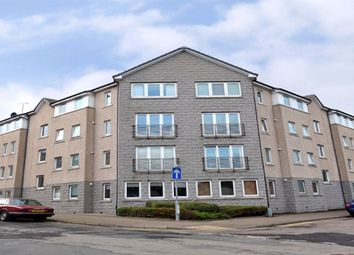 Thumbnail 2 bed flat to rent in Pittodrie Place, Aberdeen