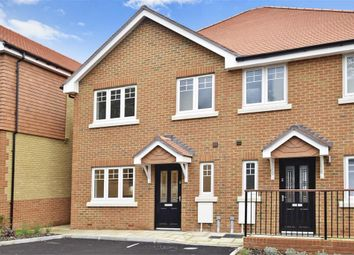 Thumbnail 3 bed semi-detached house for sale in Bartram Close, Pulborough, West Sussex