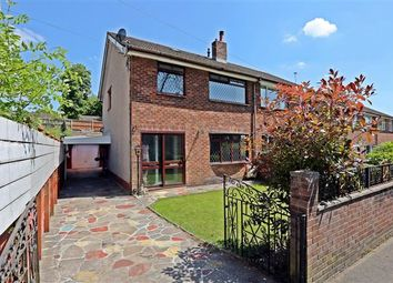 Thumbnail 3 bed semi-detached house for sale in Crown Hill, Llantwit Fardre, Pontypridd