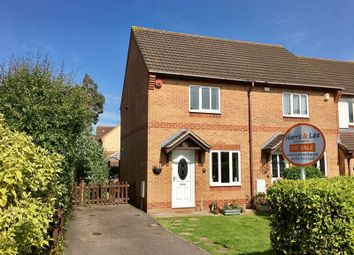 Thumbnail 2 bed end terrace house for sale in Pennycress, Weston-Super-Mare