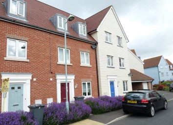 Thumbnail 3 bedroom terraced house to rent in Meadow Crescent, Purdis Farm, Ipswich