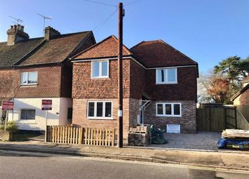 Thumbnail 3 bed detached house for sale in London Road, Dunton Green