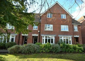 Thumbnail 4 bed town house to rent in Ridgway Road, Stoneygate, Leicester