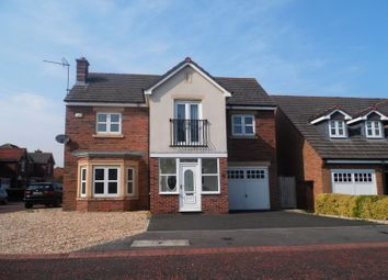 Thumbnail 4 bed property to rent in Mulberry Close, Blyth