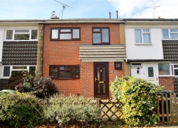 Thumbnail 3 bed terraced house for sale in Meadow Way, Theale, Reading, Berkshire