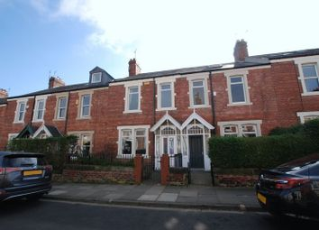 Thumbnail 3 bedroom terraced house for sale in Windsor Terrace, Gosforth, Newcastle Upon Tyne