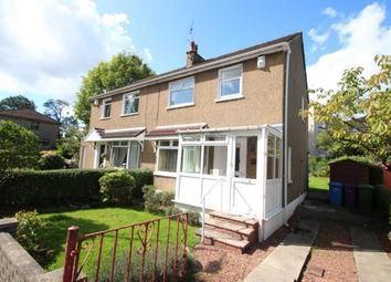 Thumbnail 3 bed semi-detached house for sale in Simshill Road, Simshill, Glasgow