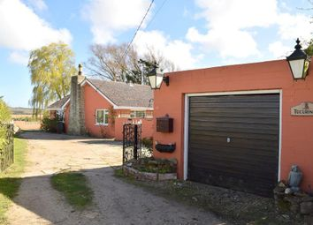 Thumbnail 4 bed detached bungalow for sale in Carpenters Road, St Helens, Isle Of Wight