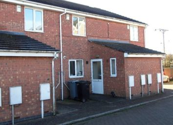 Thumbnail 2 bed terraced house to rent in Templars Way, South Witham, Grantham