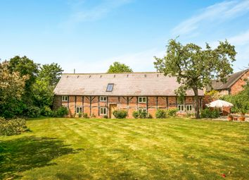 Thumbnail 4 bed barn conversion for sale in Clotton, Tarporley