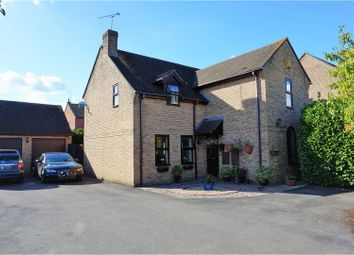Thumbnail 5 bed detached house for sale in Elm Grove, Swindon