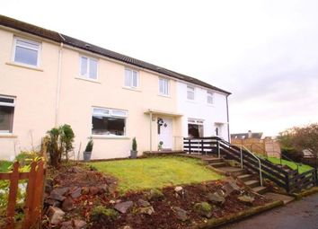 Thumbnail 3 bed terraced house for sale in Quarry Drive, Kilmacolm