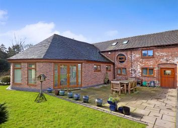 Thumbnail 11 bed barn conversion for sale in Home Farm Buildings, Swynnerton, Staffordshire