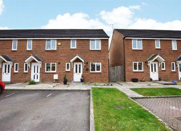 Thumbnail 3 bed end terrace house for sale in Dexter Way, Winnersh, Wokingham, Berkshire