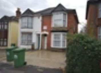Thumbnail 3 bedroom flat to rent in Broadlands Road, Portswood, Southampton