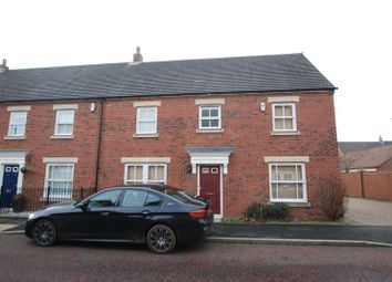 Thumbnail 4 bed semi-detached house for sale in Warkworth Woods, Gosforth, Newcastle Upon Tyne
