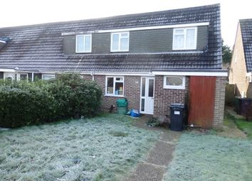 Thumbnail 3 bed end terrace house to rent in Browning Close, Thatcham