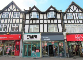 Thumbnail 2 bed flat to rent in High Street, Sutton, Surrey