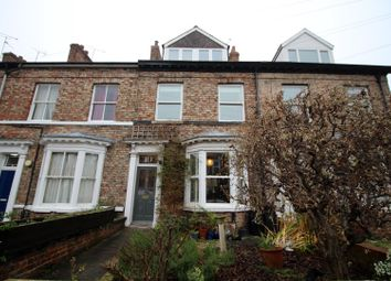Thumbnail 4 bed terraced house for sale in Melbourne Street, York