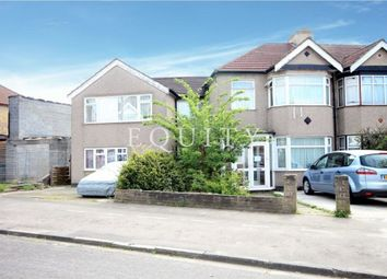Thumbnail 2 bed flat for sale in Monroe Crescent, Enfield