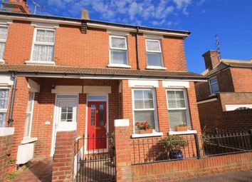 Thumbnail 3 bed end terrace house for sale in Sidley Road, Eastbourne, East Sussex
