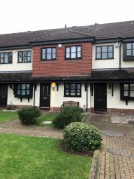 Thumbnail 3 bed terraced house for sale in Firs Wood Close, Potters Bar