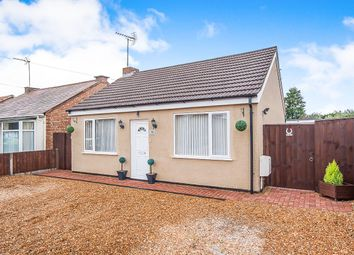 Thumbnail 2 bedroom detached bungalow for sale in Church Road, Emneth, Wisbech