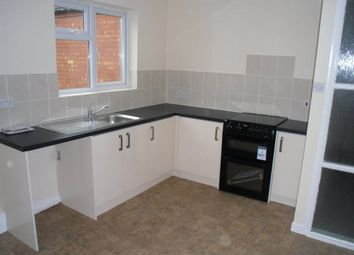 Thumbnail 2 bed flat to rent in Melton Road, Syston, Leicester, Leicestershire