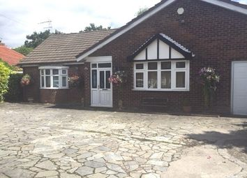 Thumbnail 4 bed bungalow for sale in Firs Grove, Gatley, Cheadle, Cheshire