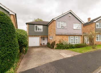Thumbnail 5 bed detached house for sale in Belmont Drive, Maidenhead