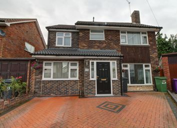 Langley Gardens, Wolverhampton WV3. 4 bed detached house