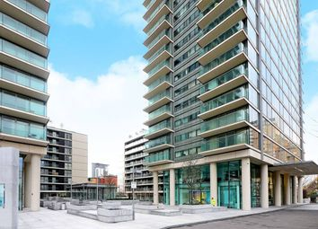 Thumbnail 1 bed flat for sale in The Landmark, West Tower, 24 Marsh Wall, London