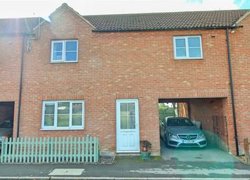 Eastgate, Bassingham, Lincoln LN5. 3 bed terraced house