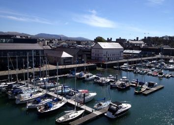 Thumbnail Land for sale in Victoria Dock, Caernarfon