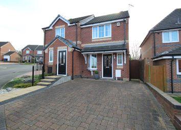 2 bed semi-detached house for sale in Hedingham Close, Ilkeston DE7