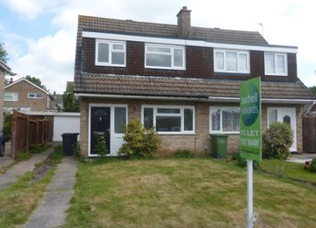 Thumbnail Semi-detached house to rent in Collett, Tamworth